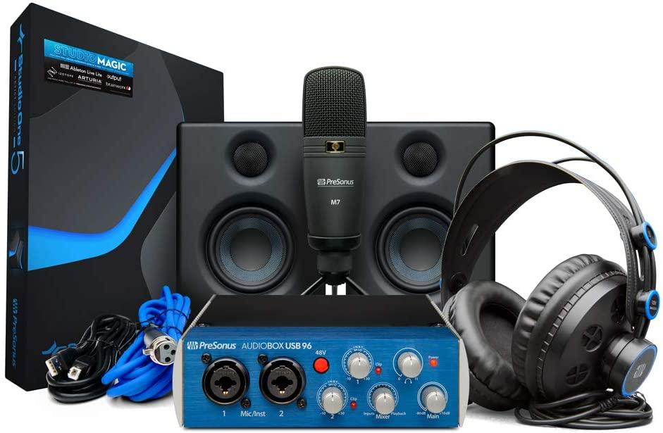 Presonus kit home studio starter