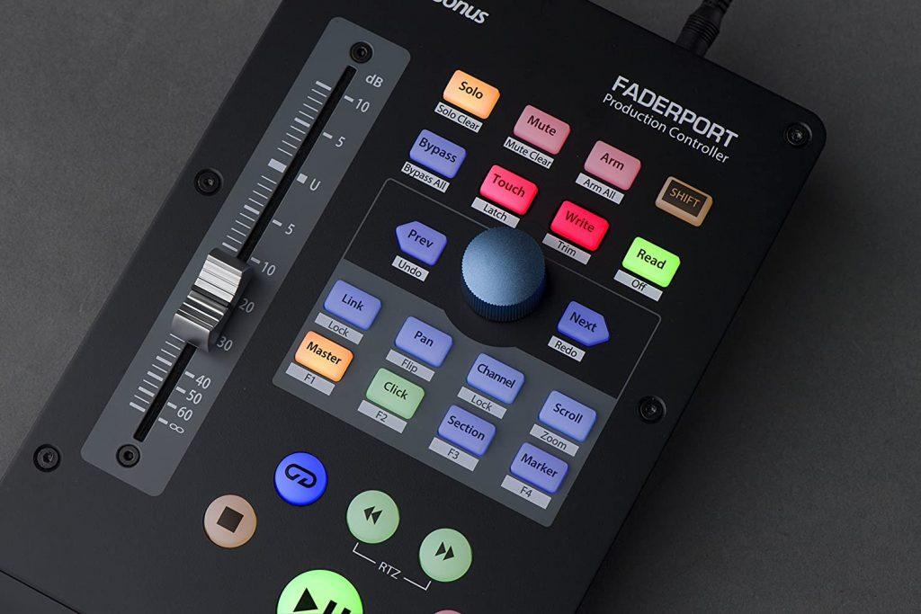 controlador barato home studio