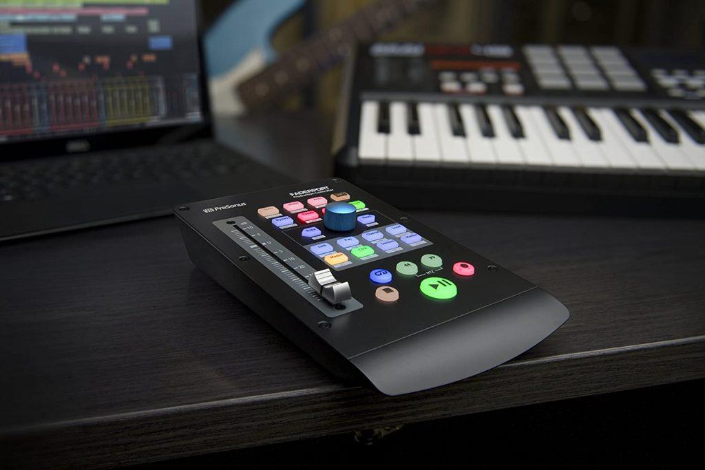 controlador midi Home Studio
