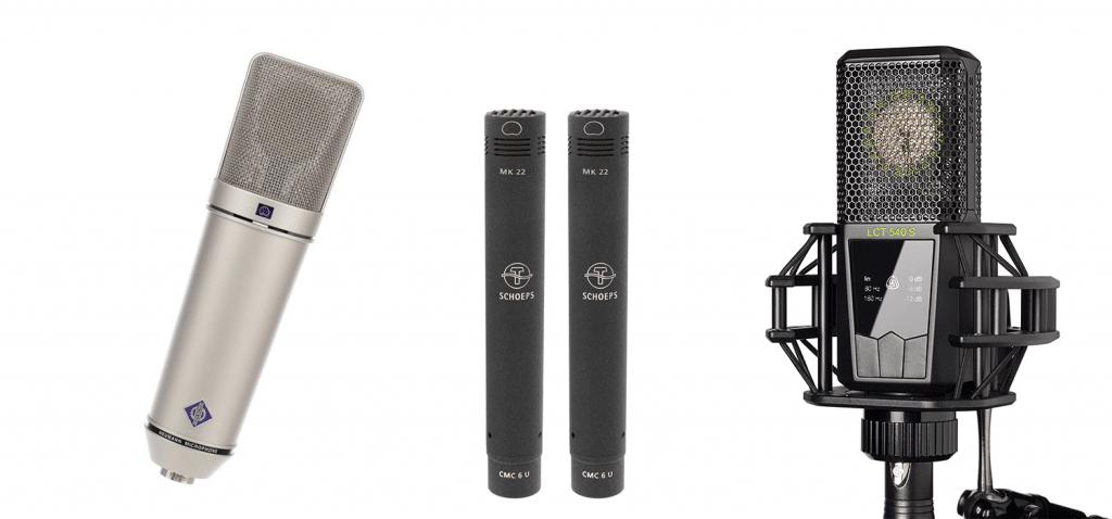 comprar micrófono home studio