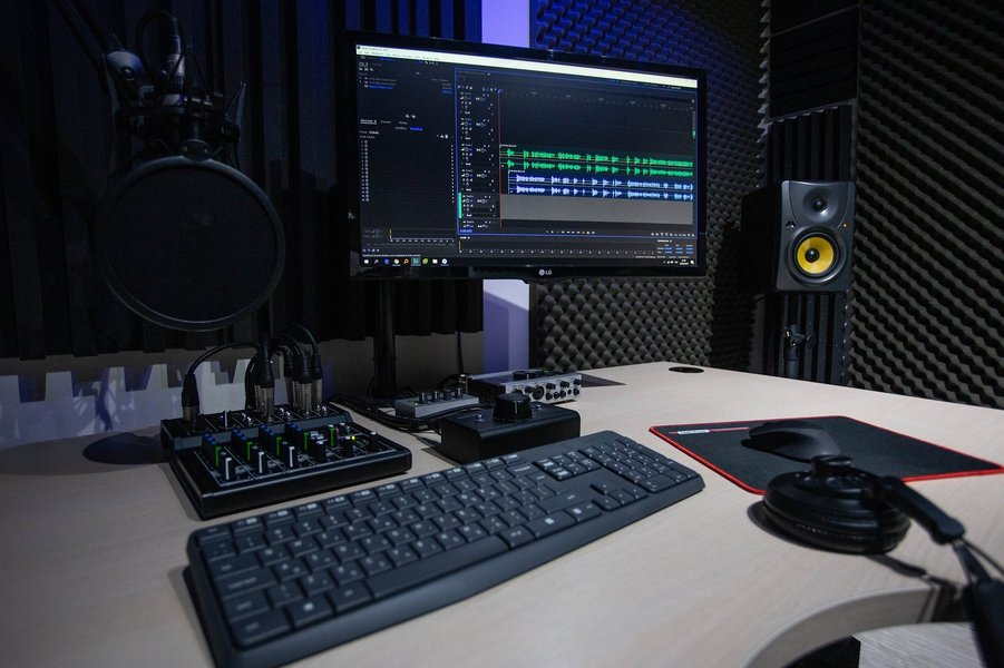 home studio casero 2021